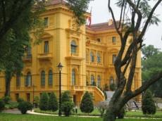 Hanoi_Presidential Palace
