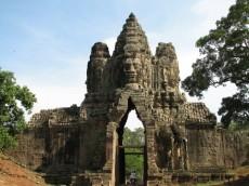 Angkor Thom_porte d'entree