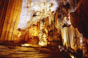 Grotte Thien Duong (Paradis)