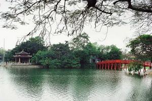 Ha Noi - Hoan Kiem lac3