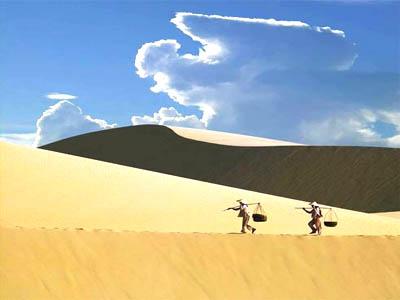 Mui Ne_Dune sable