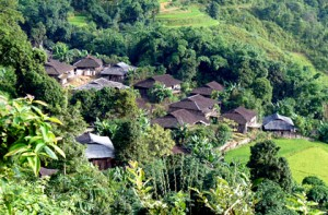 Village Khuoi Khuon